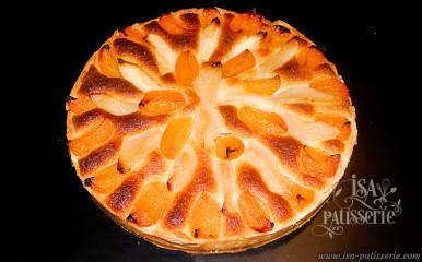 tarte amande poire abricot valence espagne
