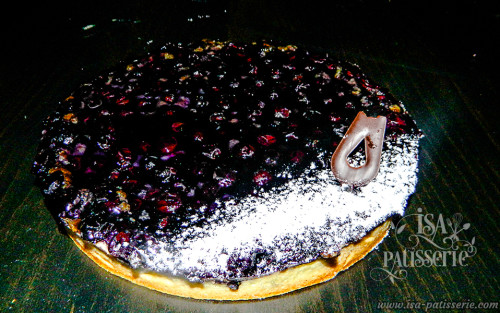 tartes aux myrtilles valence espagne