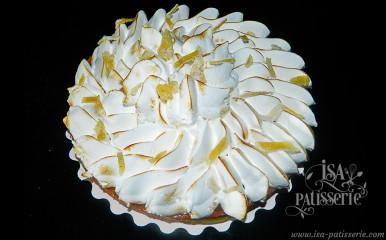 tarte au citron meringuée valence espagne