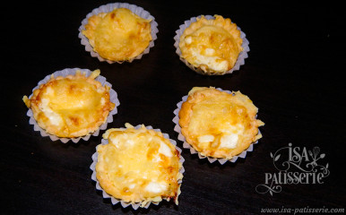 Mini Tartelette aux 3 Fromages