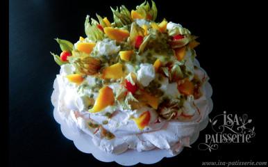 pavlova fruits exotiques valence espagne