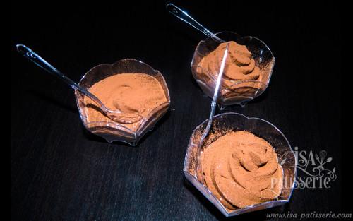 mousse au chocolat valencia espagne