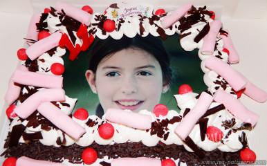 gâteau photo valence espagne