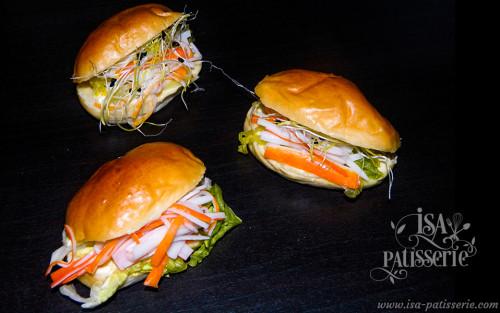 navette surimi mayonnaise salade valencia espagne