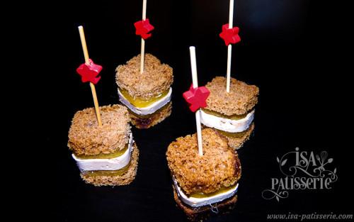 brochette foie gras valence espagne