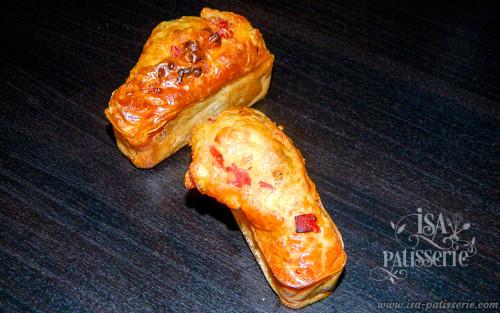 mini cake poisson blanc noix st jacques