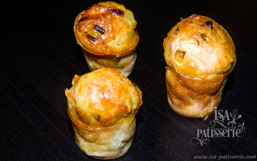 mini muffin volaille chanterelle valence espagne