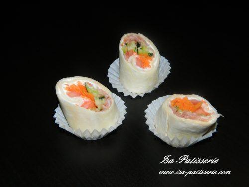 wrap jambon valencia